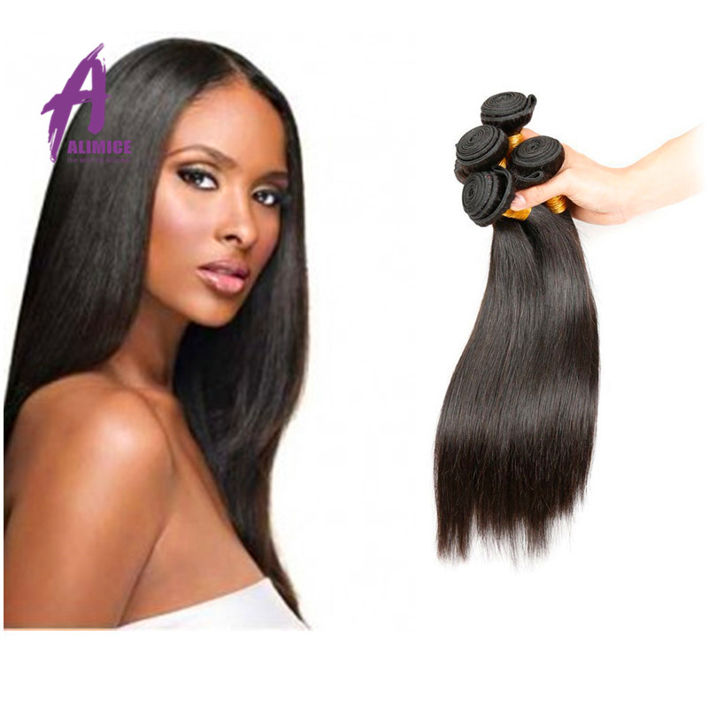 2016 Wholesale malaysian Human Hair, Low Price Ture Length Remy 100 Human Hair