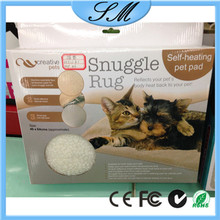 Snuggle Rug as seen on TV cat rug