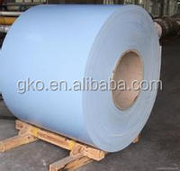 mill finished/PE/PVDF color coated aluminum sheet for roofing
