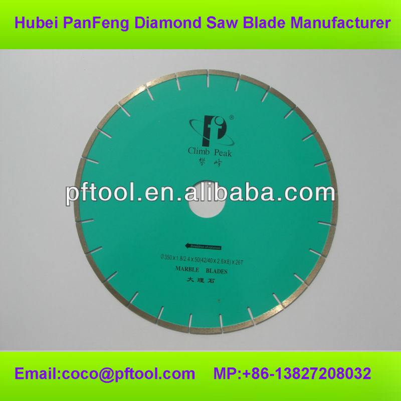 New-Type Fish Hook Diamond Cutter Blade