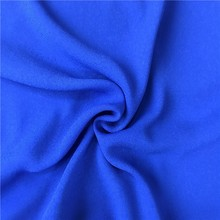 polyester moss crepe fabric dress material