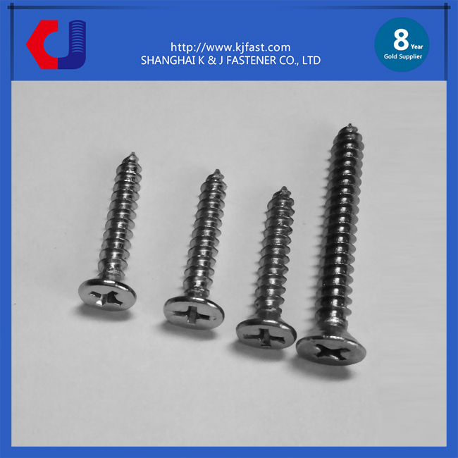 Factory Supplied Steel Galvanized Drywall Screw