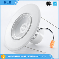 high brightness Energy Star ETL approved dimmable 10w 12w 16.5w led light downlight