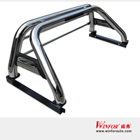 New!!!2015 VIGO(REVO)High quality Stainless steel 4X4 roll bar for Toyota Hilux Vigo 2015 S/S vigo Revo roll bars for trucks