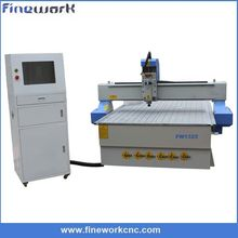 10 percent discount FINEWORK fpga cnc router with 3kw bol spindle motor