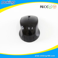 High resolution 2.4GHz wireless mouse for laptop