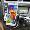 2015 newest car phone accessory top quality hand feel cd slot phone holder