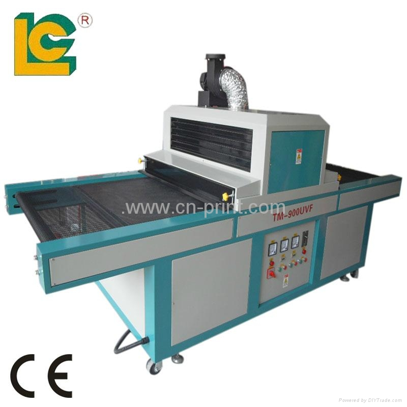 Favorable Price Plane Offset UV tunnel dryer