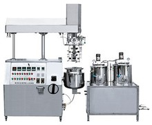 Huihe vacuum emulsifying machine emulsifier for butter