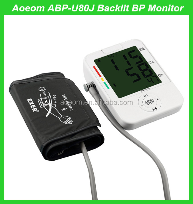New product Patient Monitor For Elderly Cardiovascular Disease Blood Testing Meter