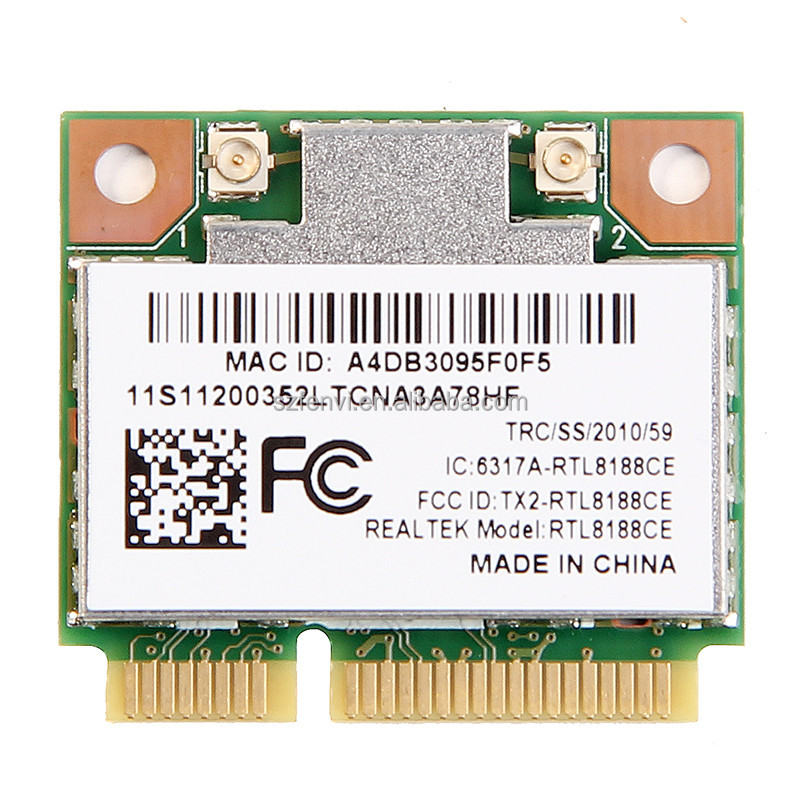 For RealTek RTL8188CE 8188CE Wireless 150M Computer LAN Card for Acer Asus Toshiba
