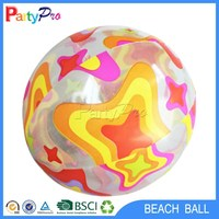 2015 Hot Selling China Wholesale Standard Size Beach Ball Big Inflatable Earth Globe Beach Ball
