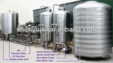 auto ro bottled water factory