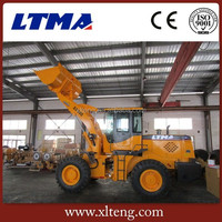 High quality cheap price wheel loader china