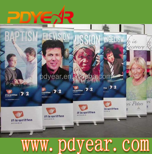 roll up banner design & mini roll up banner & hand roll up banner