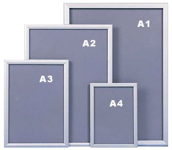 FLY aluminum silver picture photo frame manufacturer