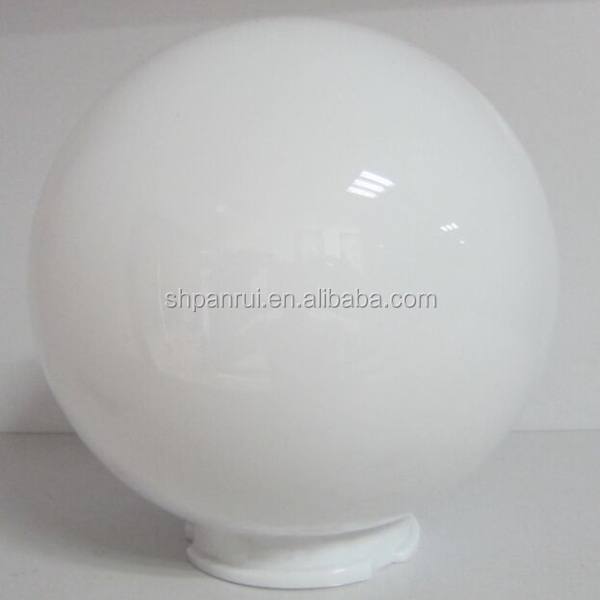 acrylic ball lighting plastic bulb cover led ball light
