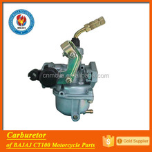 BAJAJ CT100 Motorcycle spare name of engine parts carburetor