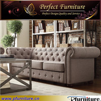 livingroom decorated italian antique style sofa PFS41053