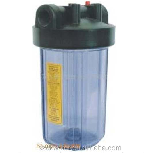 big blue water filter bottle/water treatment housing/ filter housing water plant