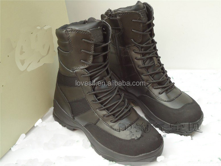 Military Tactical Boots Combat Boots Leather Boots High shoes