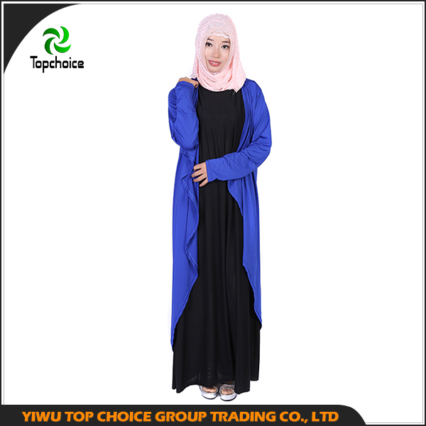 Moden design islamic baju for women