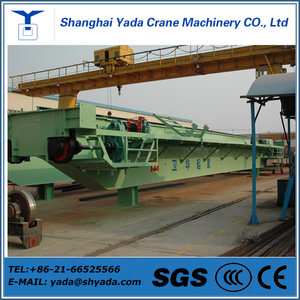 boat lifting gantry crane With Stable Function