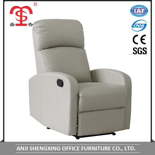 1 Seat Functional Electric Relaxing Furniture Leather Recliner Sofa