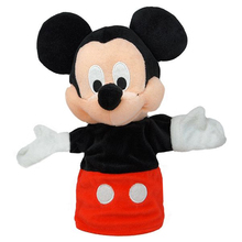 hot sale Mickey Mouse plush hand puppet theatre