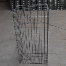Hot dipped galvanized welded gadion box