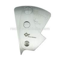 WG-15FG fan-shaped welding measurement gauge