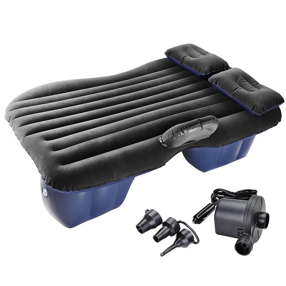 Universal Travel Camping Wear-proof Inflatable Folding Car Air Mattress Bed