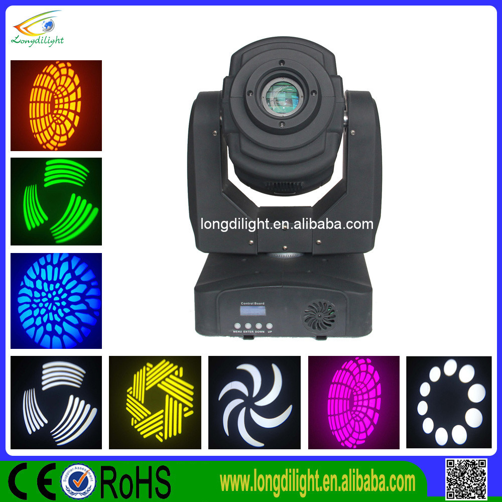Weeding Disco Classic Model 60W White Led Moving Head Spot