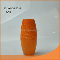 oval glass vase different types glass vase