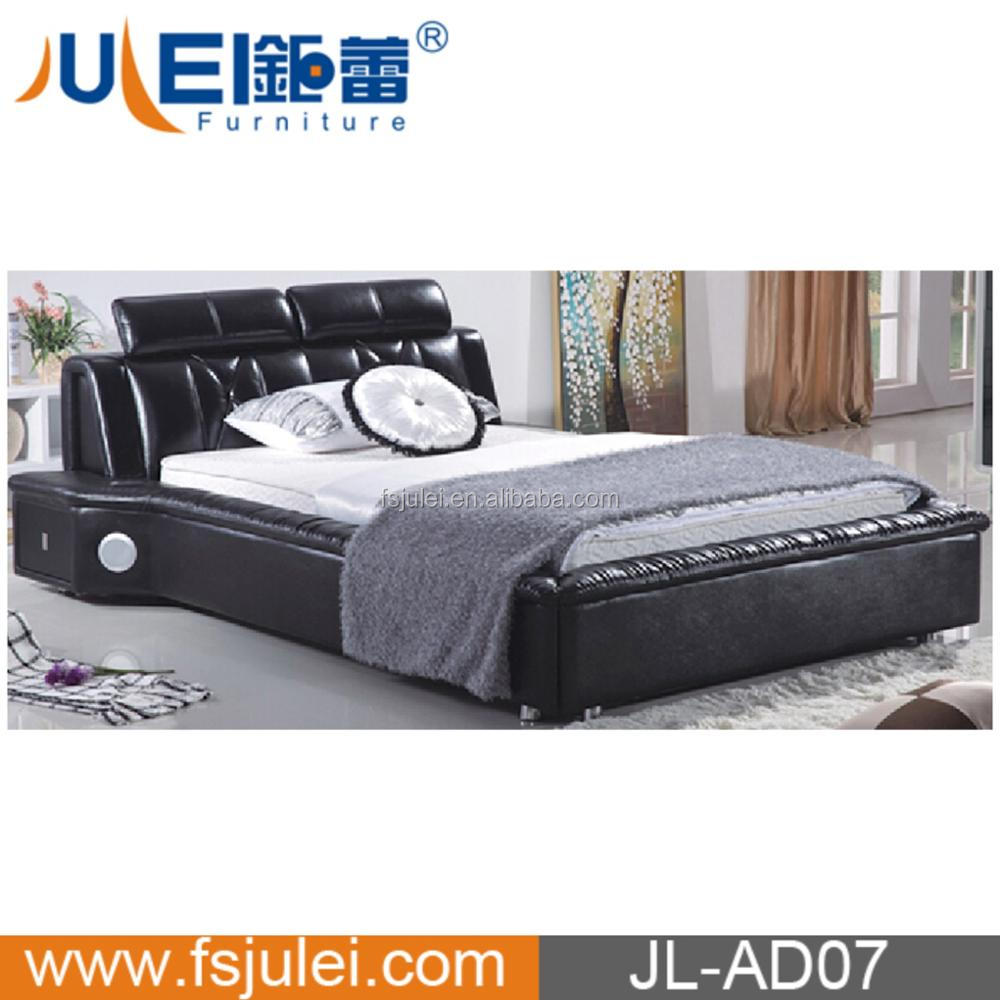latest metal sleeping bed designs JL-AD07