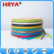 epdm wire heat shrink sleeve cable seal cold shrink tube heavy wall heat shrinkable tube