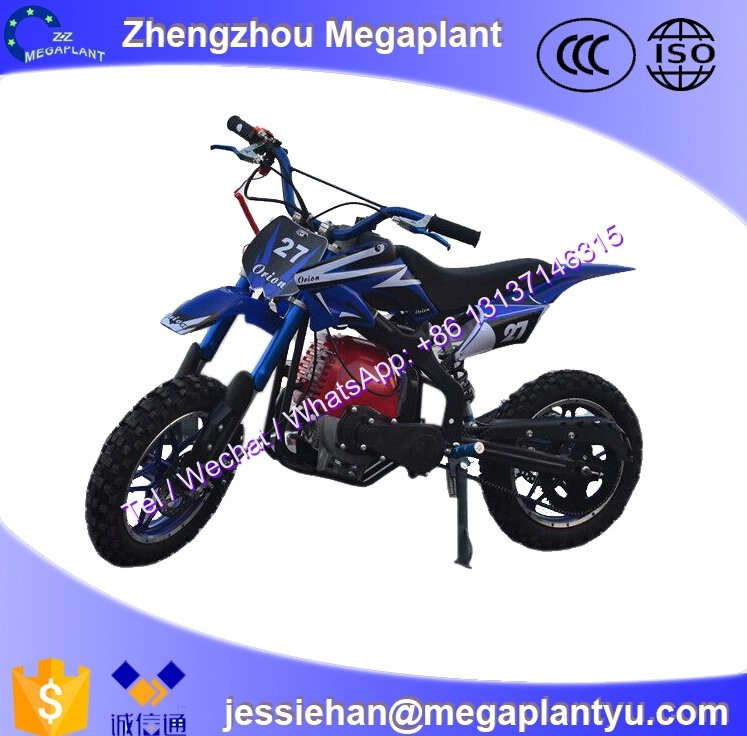 wholesale 49cc air cooled mini kids dirt bike