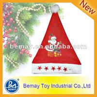 Gift Craft hat with music and Light Christmas Item (209059)