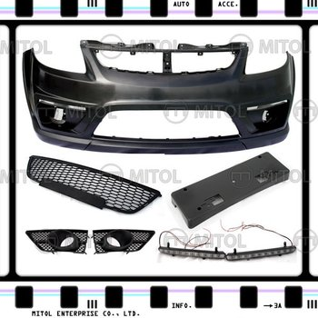 For SUZUKI SX4 Front Bumper 06- Car Body Kits