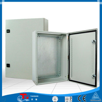 steel cabinet for distribution