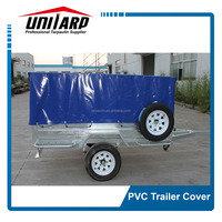 6 x 4 Caged Trailer PVC Covers