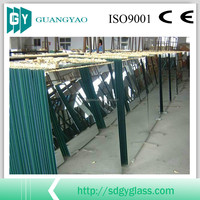 1.0mm, 1.1mm, 1.2mm, 1.3mm, 1.4mm, 1.5mm, 1.6mm, 1.7mm, 1.8mm, 2.0mm, 2.7mm, 3.0mm Glass Mirror with CE , ISO9001, BV