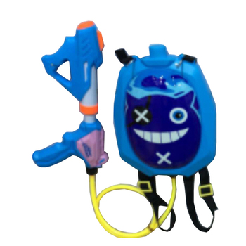 new summer Toy water pressure gun with backpack
