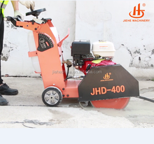 Best Portable double blade concrete saw with Honda GX390 400mm Blade 180mm Cutting Depth(JHD-400)