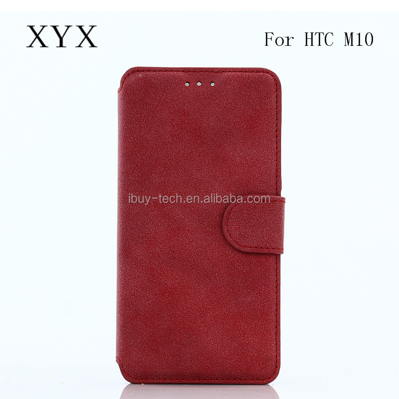 Classical Wholesale Wallet Flip Cover Leather TPU <strong>Mobile</strong> <strong>Phone</strong> Case for htc one <strong>m10</strong>