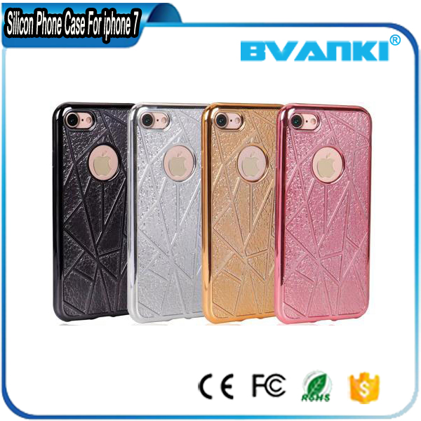 New Cell Phone Accessories Anti Slip Soft Feel Good Super Thin Lightweight Cell Phone Case,Easy Access For IPhone 7 7 Plus