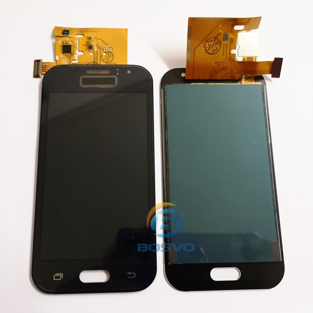 display screen for samsung J1 Ace  lcd with touch digitizer J110 J111 J110F J110H Quality is TFT can regulate brightness