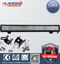 offroad spot light bar 4X4 bumper light bar 180w truck led headlight 180 watt led offroad light