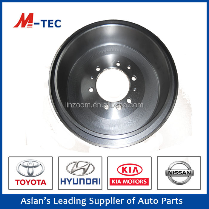 Car brake disc for Toyota Jeep with OE sizes 42431-60020 hot selling