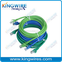 UTP/FTP/SFTP cat5e&cat6&cat7 patch cord cable